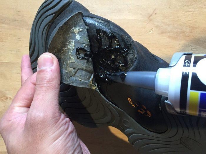 靴、サンダル修理