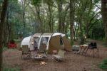 初心者のテント選び!コールマンのファミリー向けテント調べてみた!2ルーム型編