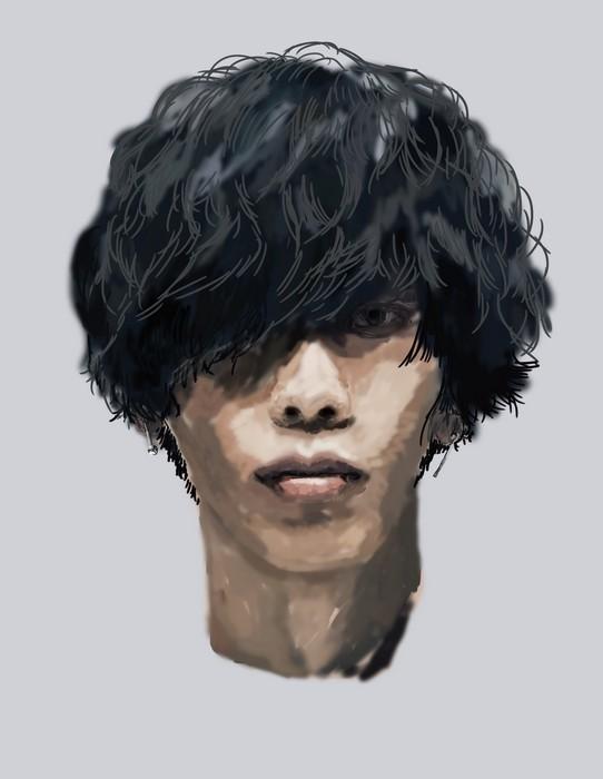 米津玄師 イラスト 画像
