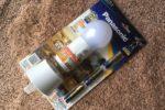 【球ランタン】PanasonicのLEDランタンが、使いやすくてキャンプの時のサブランタンとしてオススメ!
