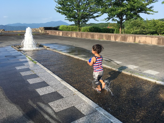 噴水広場2