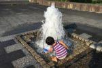 【大野城いこいの森中央公園】キャンプ場が近くにあり遊具が充実、水遊びもできる公園でオススメです!