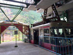 鶴見岳 乗り場