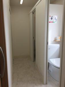 鶴見岳 トイレ