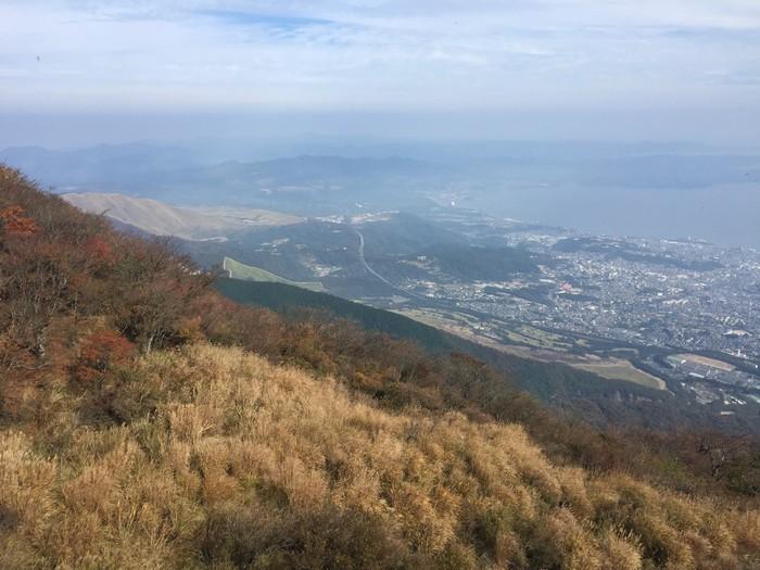 鶴見岳 ロープウェイ