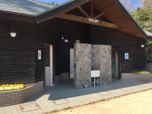 トイレ・自販機・休憩所