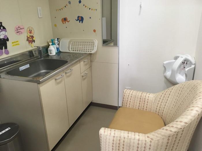 ガンレク 授乳室