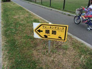 ガンレク サイクリングコース