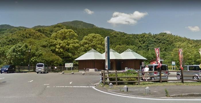 中ノ島 駐車場