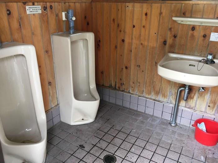 今川公園 トイレ