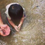 【ブログ】福岡市の柏原公園で川遊び!幼児も大人も楽しく遊べる。キャンプ・バーベキューはできません