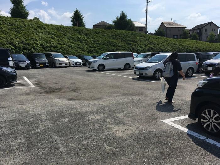 駐車場 田川