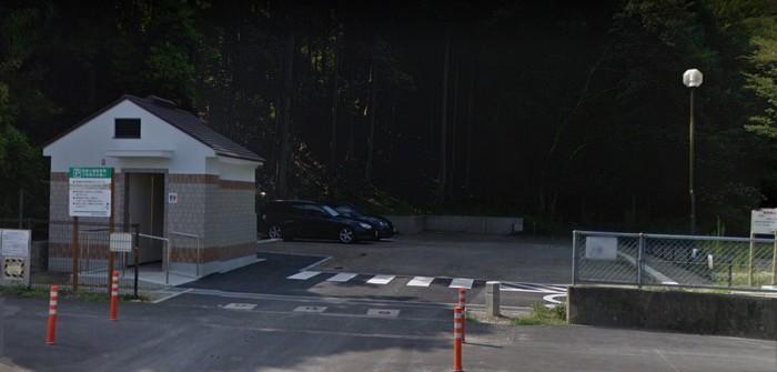柏原公園 駐車場