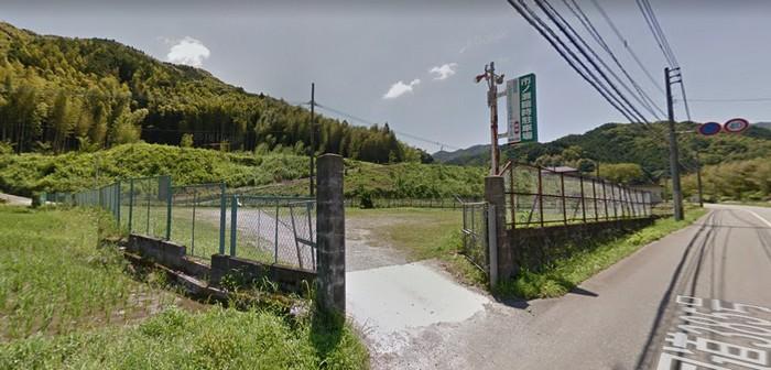 中ノ島 臨時駐車場