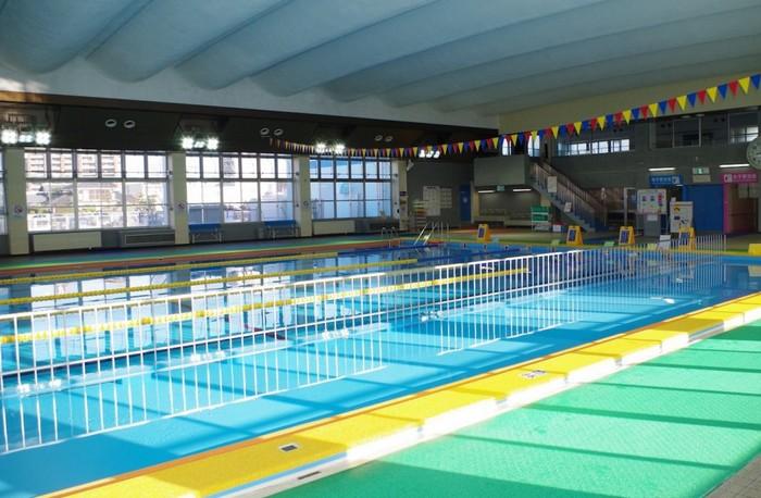 博多市民プール