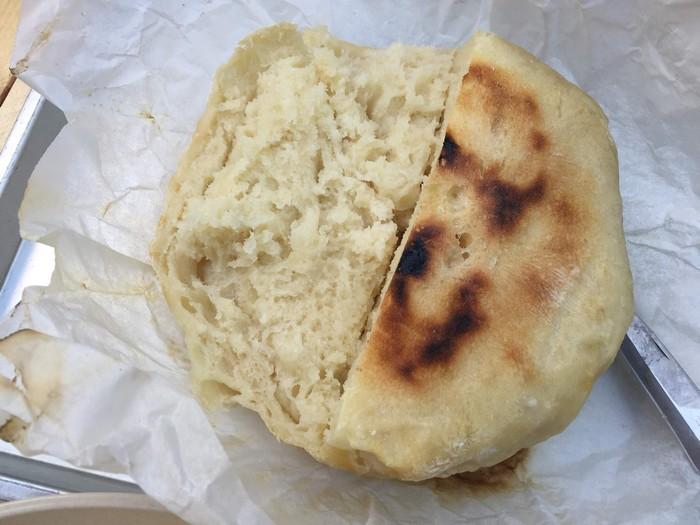 キャンプパン