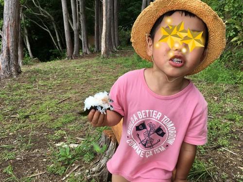 田島 昼ごはん