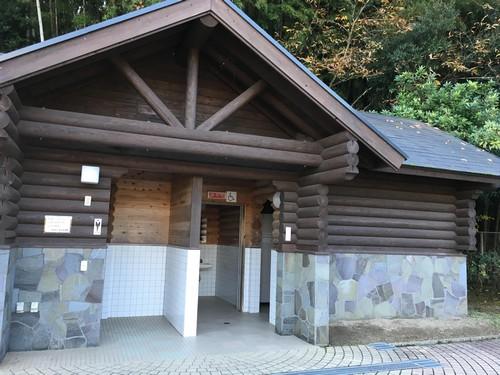 筑紫野市総合公園 トイレ