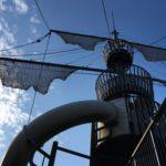 【本気でワンピースごっこ】海賊船がある「筑紫野市総合公園」行ってきた!クオリティ高過ぎで最高
