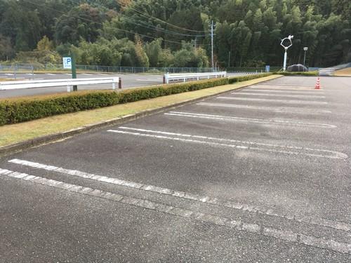 筑紫野市総合公園 駐車場