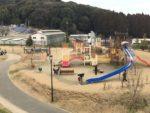 上原田公園 全体図