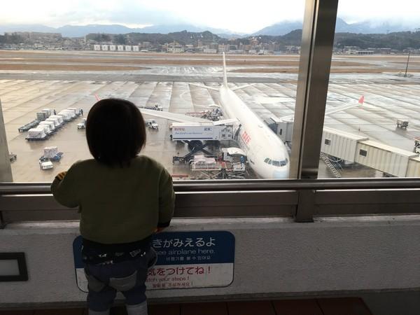 福岡空港 国際線