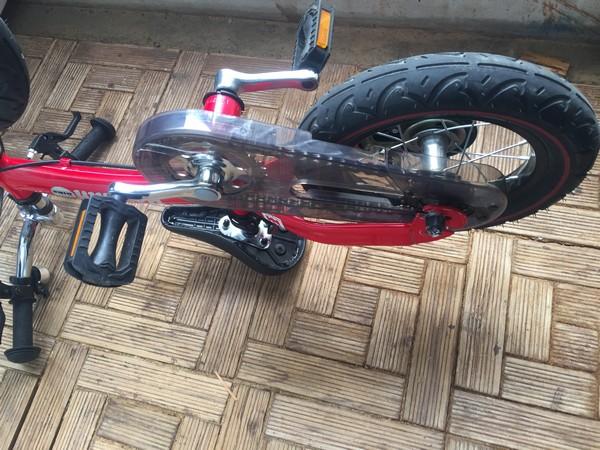 変身バイク チェーン