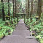 【上色見熊野座神社】独特の雰囲気と風穴がヤバい!受験合格にも御利益アリ。3歳の息子と行ってきた
