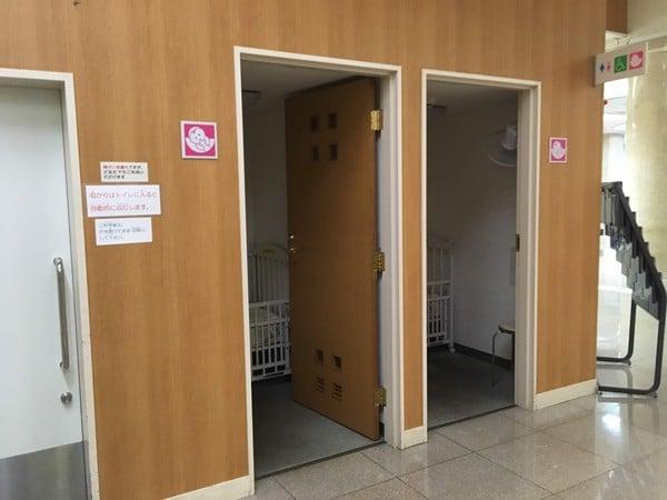 博物館 トイレ