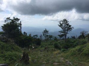 英彦山 登山