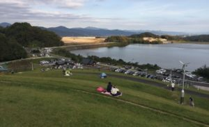 筑紫野 公園 満車2
