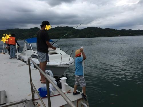 田島 釣り