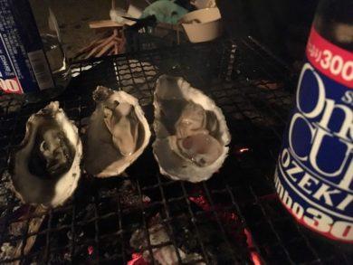 牡蠣 日本酒