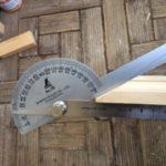 【60度でカット】スライド丸ノコで木材を30度にしたい!45度以上の角度でカットする方法