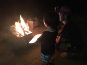 金比羅キャンプ場