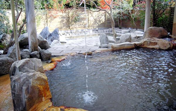 神の郷温泉