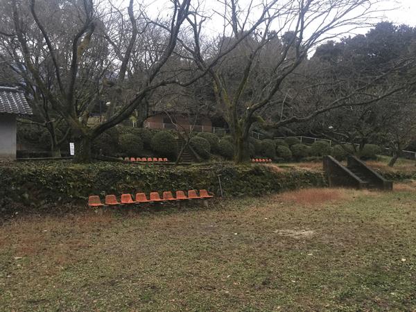 吉井百年公園 下段