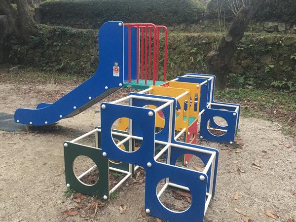 吉井百年公園 子供用遊具