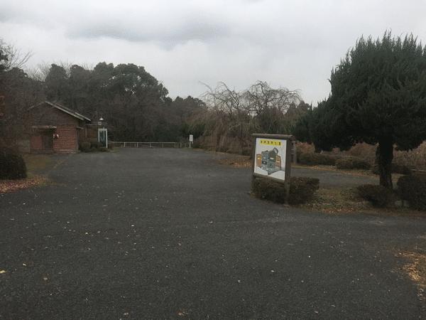 吉井百年公園 駐車場