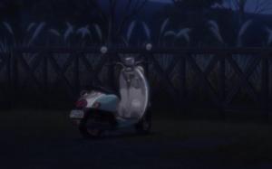 ゆるキャン△ バイク