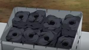 ゆるキャン△ 炭