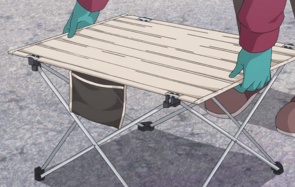 なでしこ テーブル