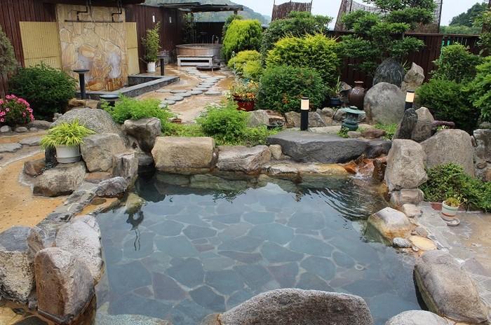 まむしの湯 温泉
