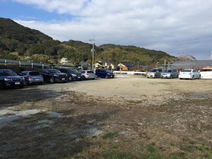 十防山駐車場